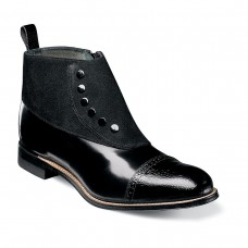 Madison (cap toe demi boot) #00083