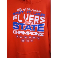 East St. Louis Sr High School Championship Hoody