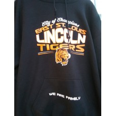 East St. Louis Lincoln City of Champions Hoody's