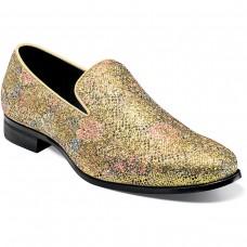 Swank Glitter  Floral  (slip-on) #25329