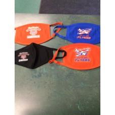 East St. Louis  Sr. High Flyers Mask